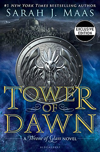 9781681198811: Tower of Dawn Exclusive Edition: Includes Fan Art