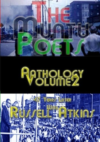 9781681210292: The Muntu Poets - Anthology Volume 2: 47 Years Later with Russell Atkins