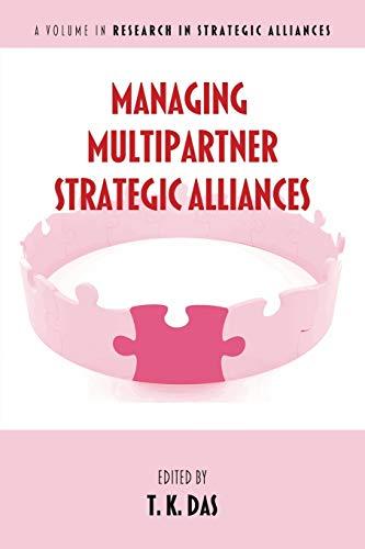 9781681230788: Managing Multipartner Strategic Alliances (Research in Strategic Alliances)