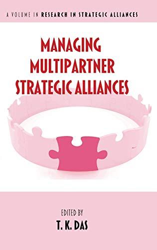 9781681230795: Managing Multipartner Strategic Alliances (HC) (Research in Strategic Alliances)