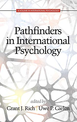 Pathfinders in International Psychology (HC)