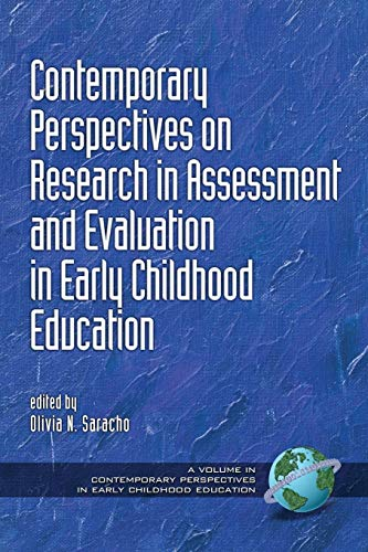 9781681231525: Contemporary Perspectives on Research in Assessment and Evaluation in Early Childhood Education (Contemporary Perspectives in Early Childhood Education)