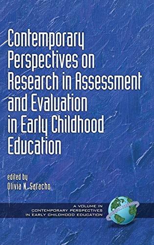 9781681231532: Contemporary Perspectives on Research in Assessment and Evaluation in Early Childhood Education (HC) (Contemporary Perspectives in Early Childhood Education)