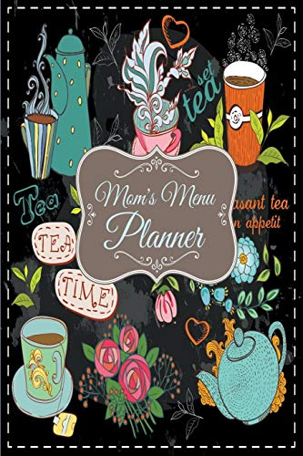 Moms Menu Planner: Two Years Worth of: Creative Planners