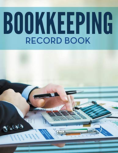 9781681273266: Bookkeeping Record Book