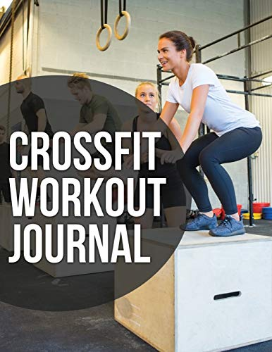 9781681273396: Crossfit Workout Journal