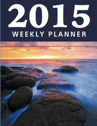 9781681277004: 2015 Weekly Planner