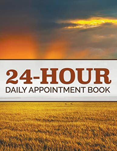 24-Hour Daily Appointment Book: Publishing LLC, Speedy