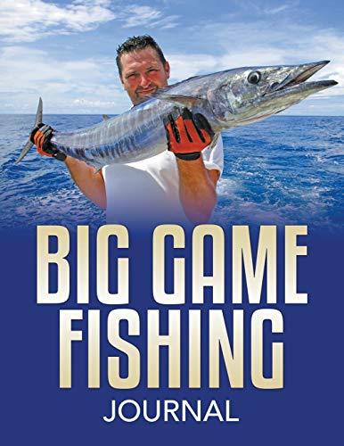9781681278384: Big Game Fishing Journal