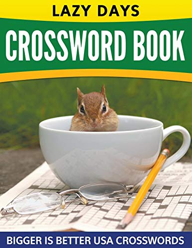 9781681278681: Lazy Days Crossword Book: (Easy To Medium)