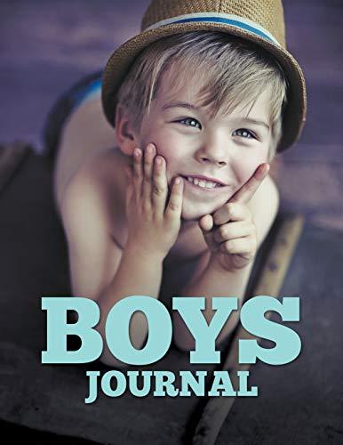 Boys Journal: Publishing LLC, Speedy