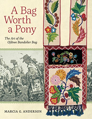 9781681340296: A Bag Worth a Pony: The Art of the Ojibwe Bandolier Bag