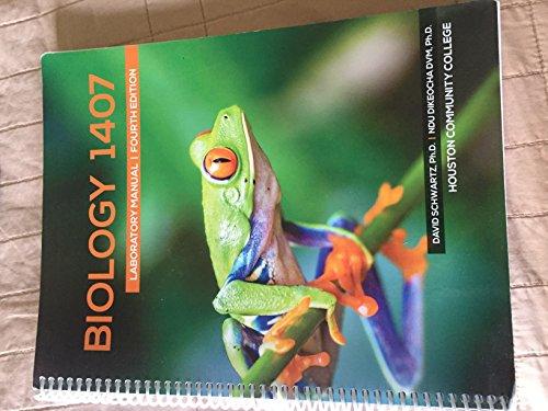 9781681350622: Biology 1407 laboratory manual