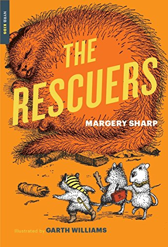9781681370071: The Rescuers (New York Review Books Children's Collection)