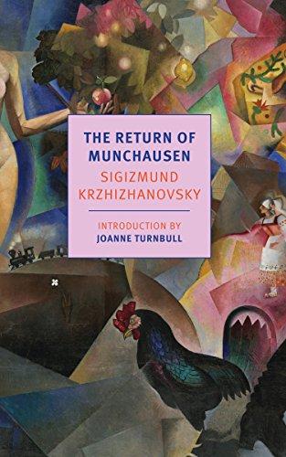 9781681370286: The Return of Munchausen (New York Review Books Classics)
