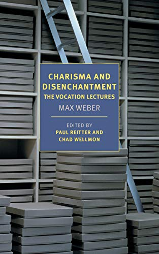 9781681373898: Charisma and Disenchantment: The Vocation Lectures (New York Review Books Classics)