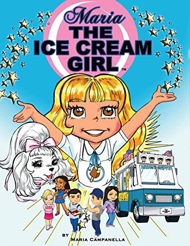 9781681390536: Maria The Ice Cream Girl