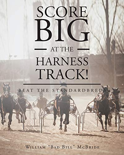 9781681390765: Score Big At The Harness Track!