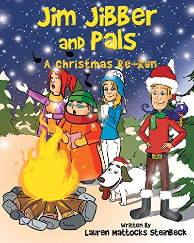 9781681395678: Jim Jibber and Pals A Christmas Re-Run