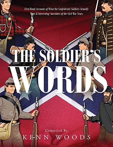 9781681395692: The Soldier's Words