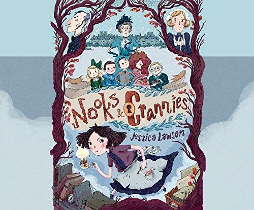Nooks & Crannies (MP3 CD): Jessica Lawson