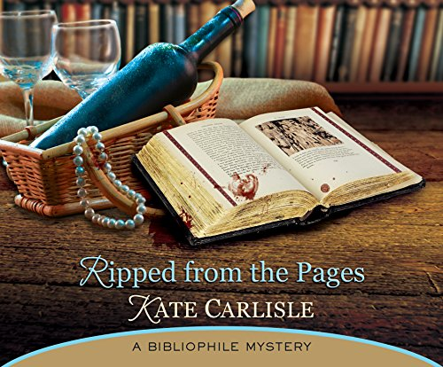 Ripped from the Pages: A Bibliophile Mystery: Carlisle, Kate