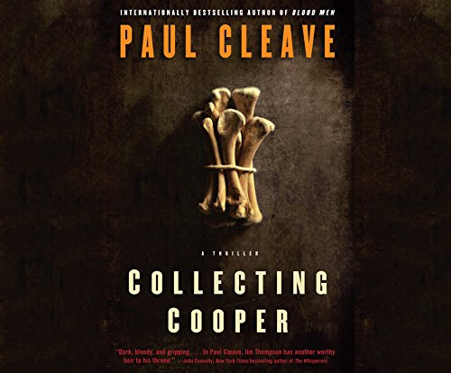 Collecting Cooper (Christchurch Noir Crimes Series): Paul Cleave