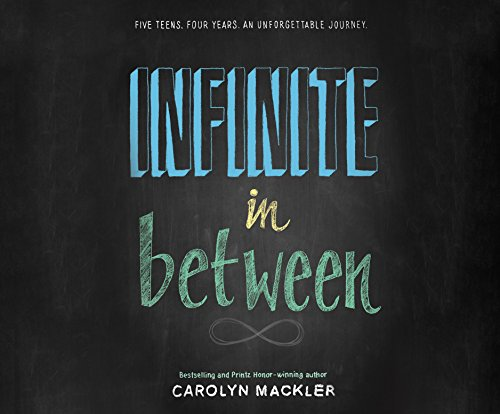 Infinite in Between: Carolyn Mackler
