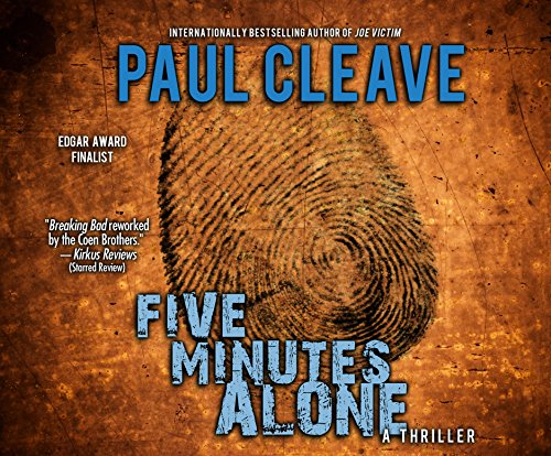 Five Minutes Alone (MP3 CD): Paul Cleave
