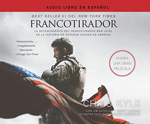 Francotirador (Compact Disc): Chris Kyle