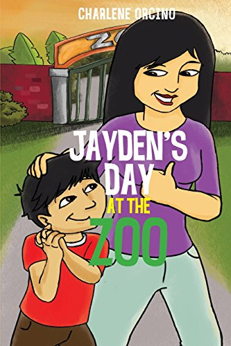 9781681422992: Jayden's Day At The Zoo