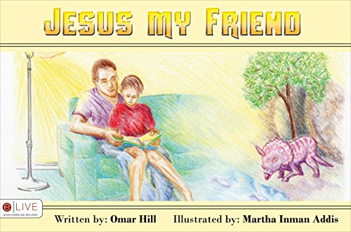 9781681428857: Jesus, My Friend