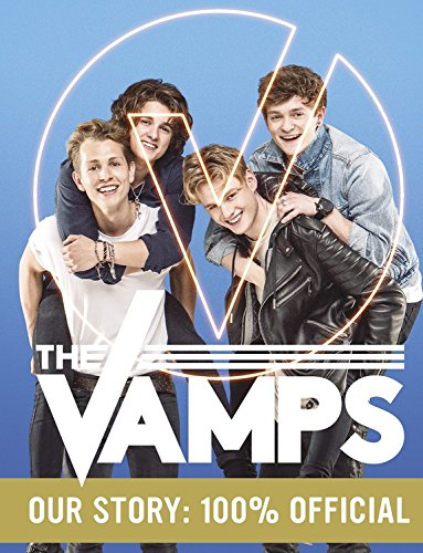 9781681441535: The Vamps: Official Book