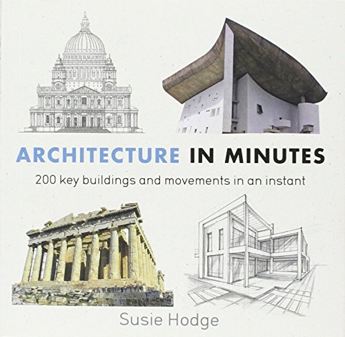 9781681443515: Architecture in Minutes