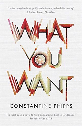What You Want: Constantine Phipps