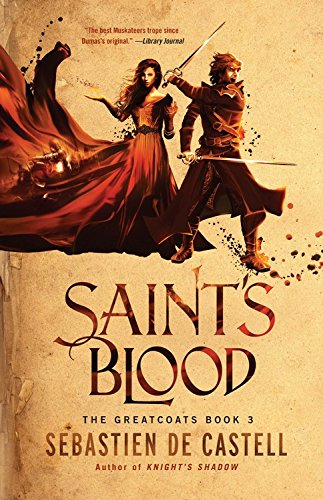 9781681444871: SAINTS BLOOD (The Greatcoats)