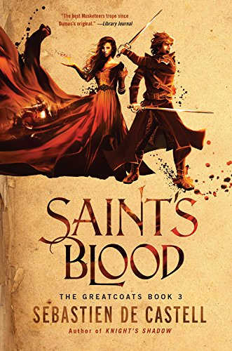 9781681444895: Saint's Blood (The Greatcoats)