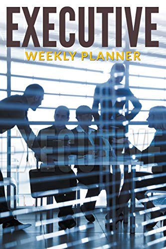 9781681450193: Executive Weekly Planner