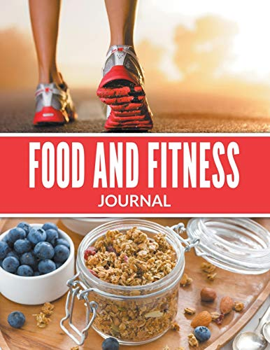 9781681450476: Food And Fitness Journal