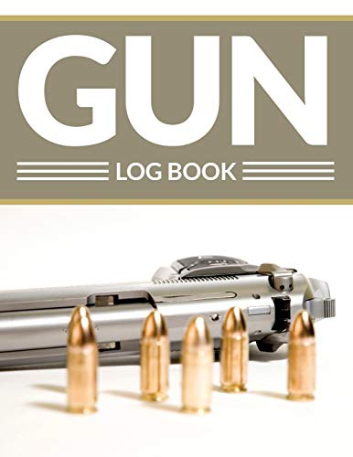 9781681450735: Gun Log Book