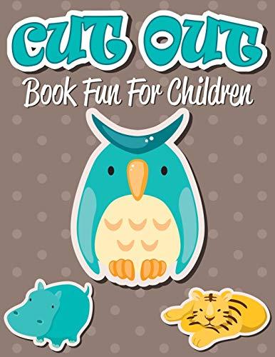 9781681450957: Cut Out Book Fun For Children