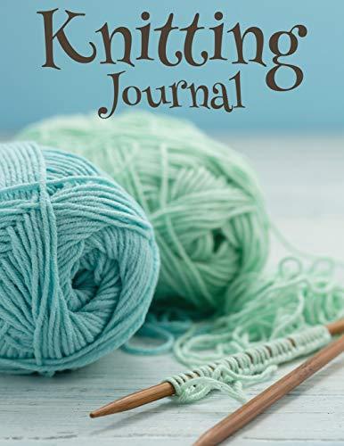 9781681451442: Knitting Journal