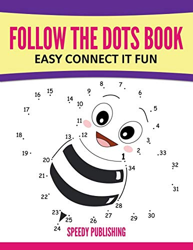 9781681452654: Follow The Dots Book Easy Connect It Fun