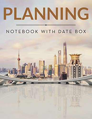 9781681455495: Planning Notebook With Date Box