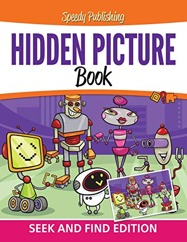 9781681455853: Hidden Picture Book: Seek and Find Edition