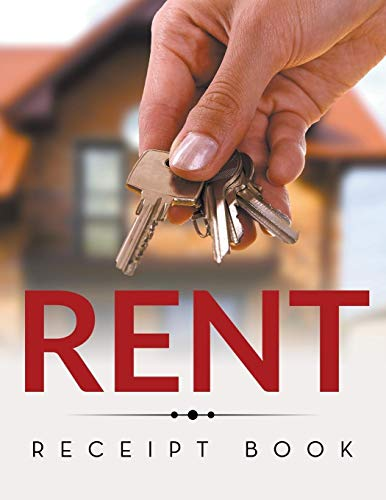 9781681456119: Rent Receipt Book