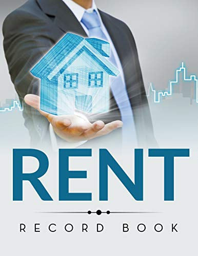 9781681456133: Rent Record Book
