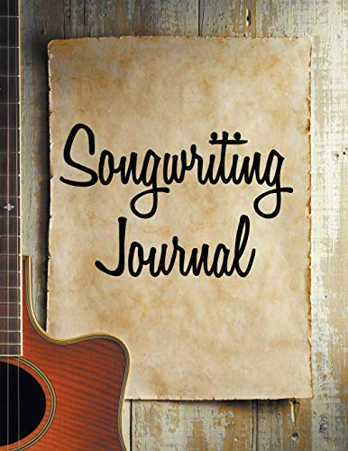 9781681456416: Songwriting Journal