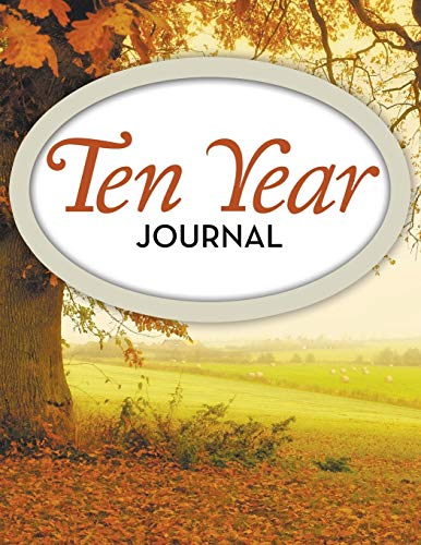 9781681456935: Ten Year Journal