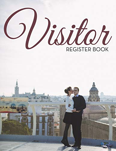 9781681457253: Visitor Register Book